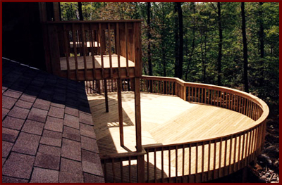 Worcester County Deck Construction